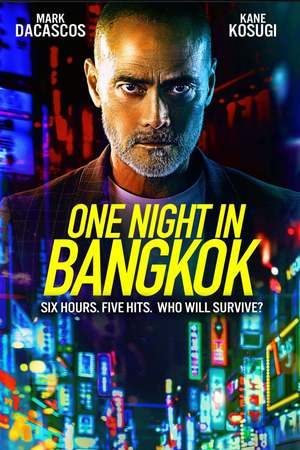 One Night in Bangkok (2020) DVD Release Date