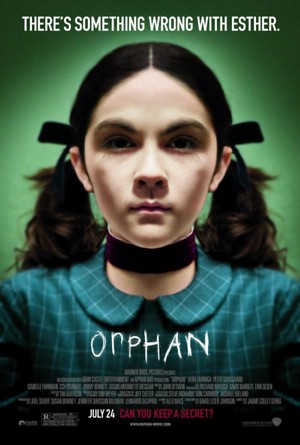 Orphan (2009) DVD Release Date