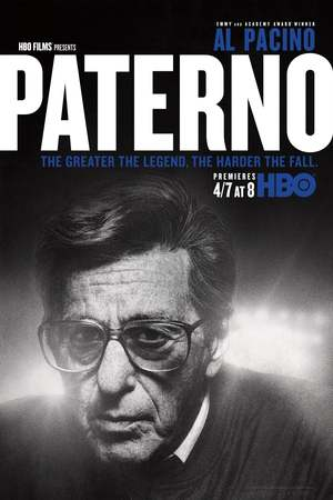 Paterno (TV Movie 2018) DVD Release Date