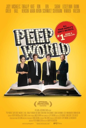Peep World (2010) DVD Release Date
