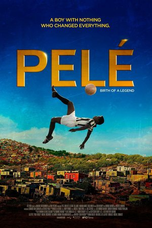 Pele: Birth of a Legend (2016) DVD Release Date