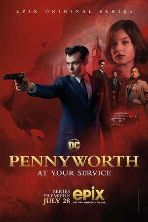 Pennyworth (TV Series 2019- ) DVD Release Date