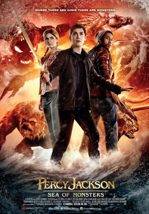 Percy Jackson: Sea of Monsters (2013) DVD Release Date