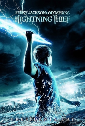 Percy Jackson & the Olympians: The Lightning Thief (2010) DVD Release Date
