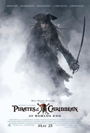 Pirates of the Caribbean: At World's End (2007) DVD Release Date