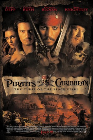 Pirates of the Caribbean: The Curse of the Black Pearl (2003) DVD Release Date