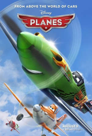 Planes (2013) DVD Release Date
