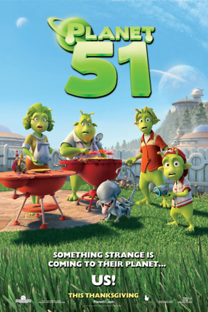 Planet 51 (2009) DVD Release Date