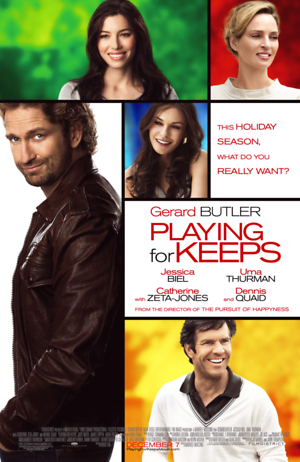 Playing for Keeps (2012) DVD Release Date