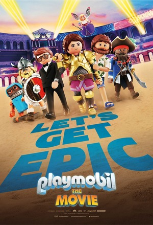 Playmobil: The Movie (2019) DVD Release Date