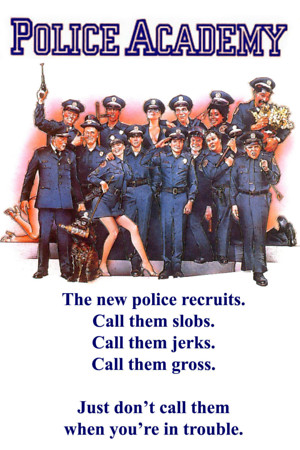 Police Academy (1984) DVD Release Date