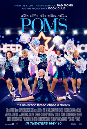 Poms (2019) DVD Release Date