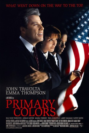Primary Colors (1998) DVD Release Date
