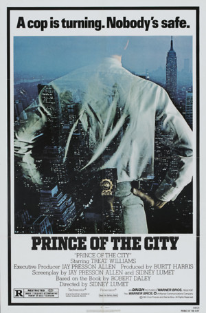 Prince of the City (1981) DVD Release Date
