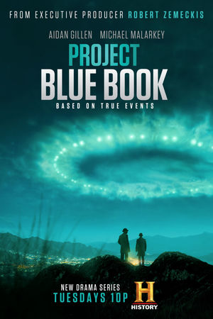Project Blue Book (TV Series 2019- ) DVD Release Date