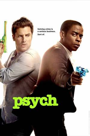 Psych (TV Series 2006-) DVD Release Date
