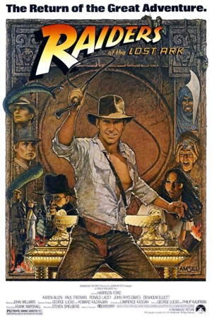 Raiders of the Lost Ark (1981) DVD Release Date