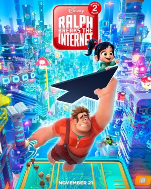 Ralph Breaks the Internet (2018) DVD Release Date