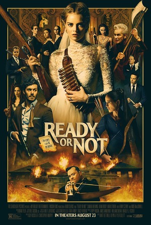 Ready or Not (2019) DVD Release Date