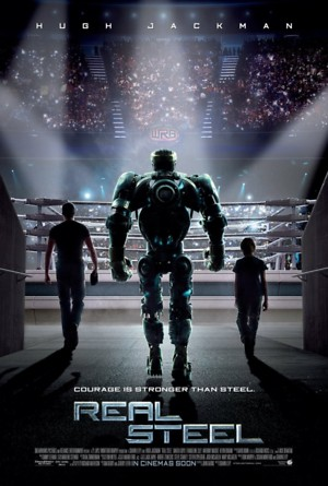 Real Steel (2011) DVD Release Date