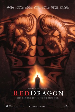 Red Dragon (2002) DVD Release Date