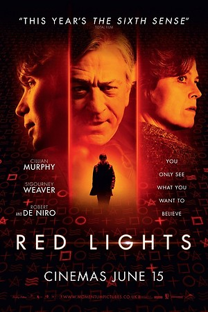 Red Lights (2012) DVD Release Date