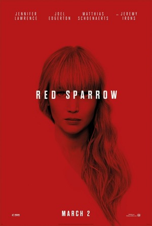 Red Sparrow (2018) DVD Release Date
