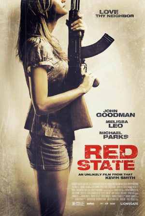 Red State (2011) DVD Release Date