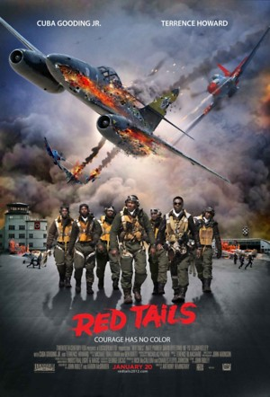 Red Tails (2012) DVD Release Date