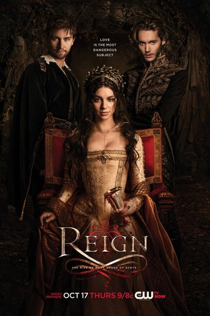 Reign (TV Series 2013- ) DVD Release Date