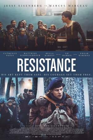Resistance (2020) DVD Release Date