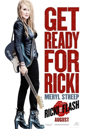 Ricki and the Flash (2015) DVD Release Date