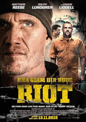 Riot (2015) DVD Release Date