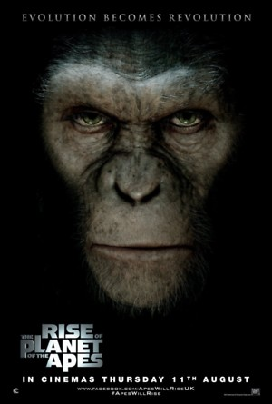 Rise of the Planet of the Apes (2011) DVD Release Date