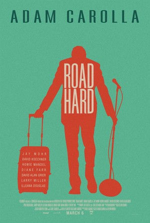 Road Hard (2015) DVD Release Date