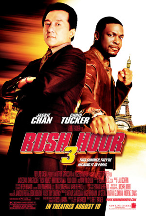 Rush Hour 3 (2007) DVD Release Date