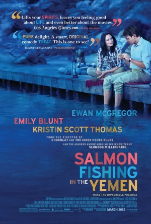 Salmon Fishing in the Yemen (2011) DVD Release Date