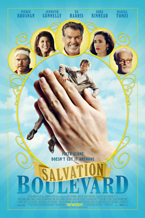 Salvation Boulevard (2011) DVD Release Date