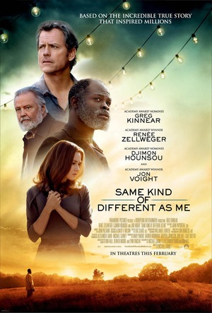 Same Kind of Different as Me (2017) DVD Release Date