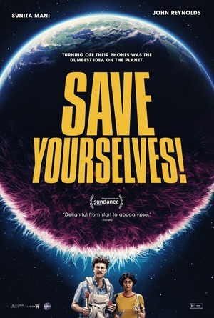 Save Yourselves! (2020) DVD Release Date