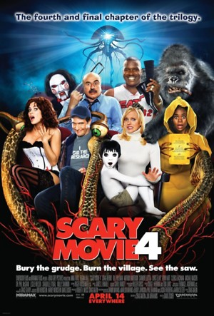 Scary Movie 4 (2006) DVD Release Date