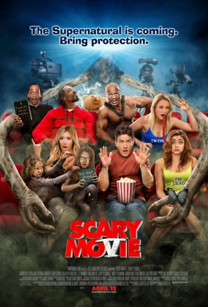 Scary Movie 5 (2013) DVD Release Date