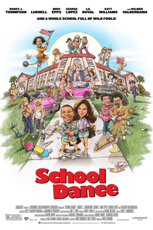 School Dance (2014) DVD Release Date