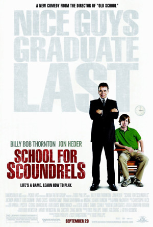 School for Scoundrels (2006) DVD Release Date