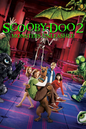 Scooby Doo 2: Monsters Unleashed (2004) DVD Release Date
