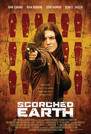 Scorched Earth (2018) DVD Release Date
