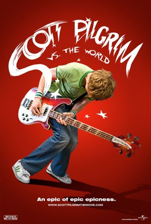 Scott Pilgrim vs. the World (2010) DVD Release Date