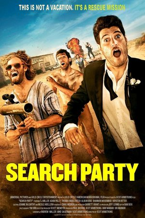 Search Party (2014) DVD Release Date