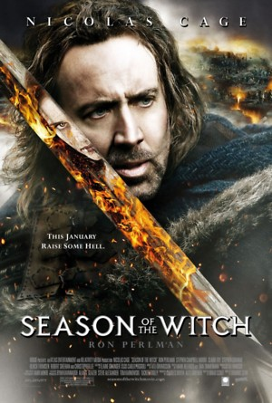 Season of the Witch (2010) DVD Release Date