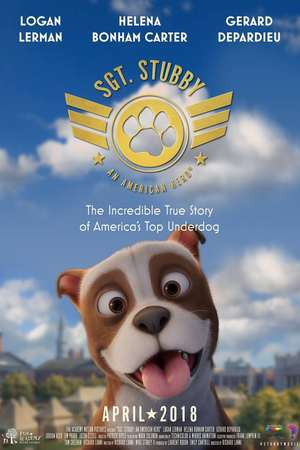 Sgt. Stubby: An American Hero (2018) DVD Release Date